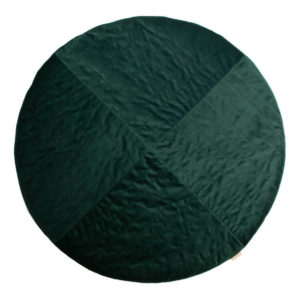 Speelkleed Kilimanjaro Velvet Jungle Green van Nobodinoz - My Little Carpet