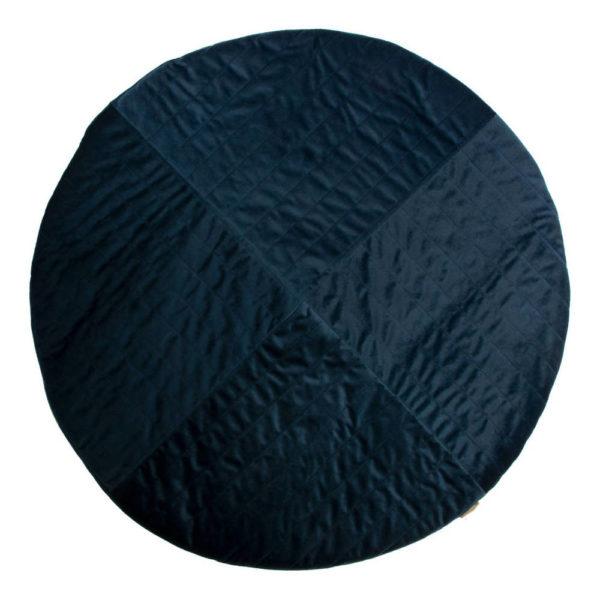 Speelkleed Kilimanjaro Velvet Night Blue van Nobodinoz - My Little Carpet
