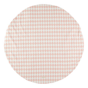 Speelkleed Apache Pink Diamonds van Nobodinoz - My Little Carpet