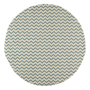 Speelkleed Apache Zig Zag Blue van Nobodinoz - My Little Carpet