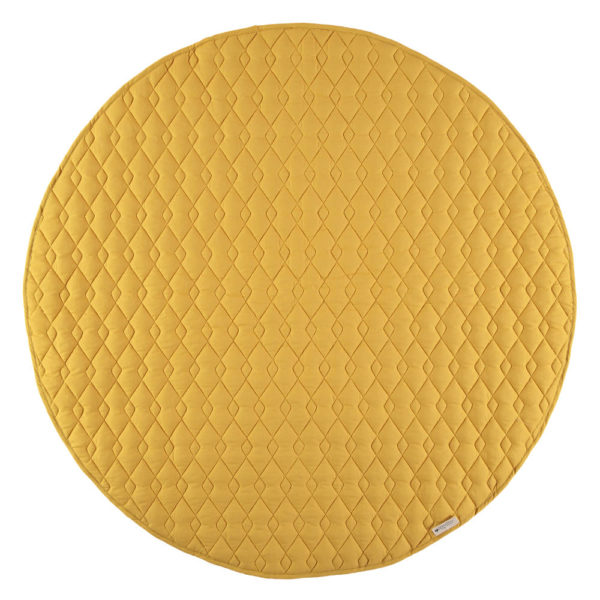Speelkleed Kiowa Farniente Yellow van Nobodinoz - My Little Carpet