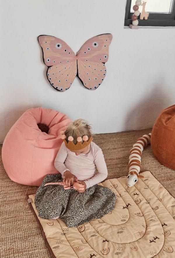 Baby Speelkleed Rainbow Regenboog Roze van OYOY mini - My Little Carpet