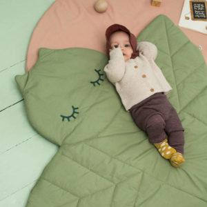 Baby speelkleed Alma Green van Franck&Fischer - My Little Carpet