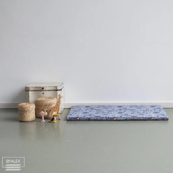 Playmat Catch Me If You Can van ByAlex - My Little Carpet