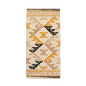 Vloerkleed Charlie Geel van KidsDepot - My Little Carpet