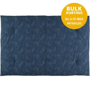 Speelmatras Eden Futon Gold Bubble Night Blue van Nobodinoz - My Little Carpet