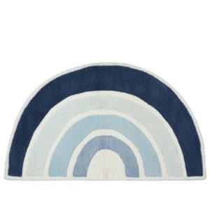 Vloerkleed Blue Rainbow, Regenboog H0585 van Lilipinso - My Little Carpet