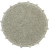 Vloerkleed Bubbly Olive Natural van Lorena Canals - My Little Carpet