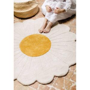 Vloerkleed Camomile, Kamille Bloem H0591 van Lilipinso - My Little Carpet
