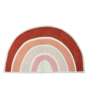 Vloerkleed Orange Rainbow, Regenboog H0584 van Lilipinso - My Little Carpet