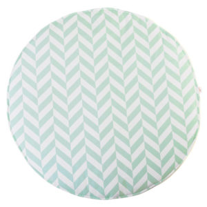 Speelkleed Herringbone, Mint van Wigiwama - My Little Carpet