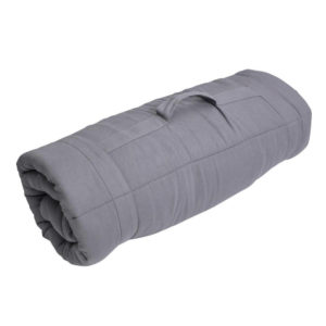 Speelkleed Quilted Indoor/Outdoor Storm Grey van Sebra - My Little Carpet