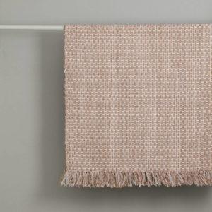 Vloerkleed Jute/Katoen Roze van Kid's Concept - My Little Carpet