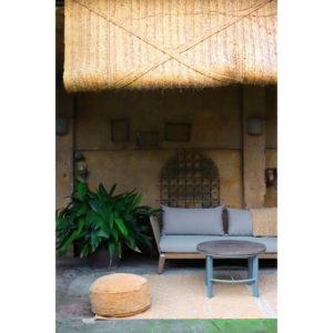 Vloerkleed Tribu Honey van Lorena Canals - My Little Carpet
