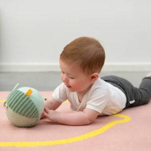 Activiteiten bal, Mr. Polar Bear van Trixie Baby - My Little Carpet