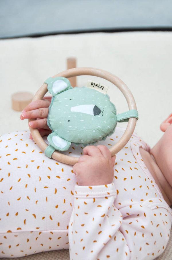 Rammelaar, Mr. Polar Bear van Trixie Baby - My Little Carpet