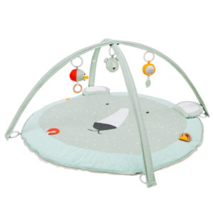 Activiteiten Speelmat Met Babygym, Mr. Polar Bear van Trixie Baby - My Little Carpet