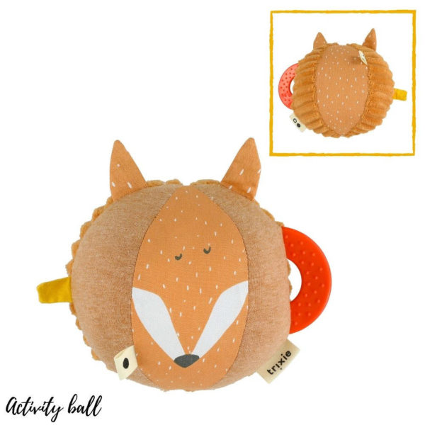 Activiteiten bal, Mr. Fox van Trixie Baby - My Little Carpet