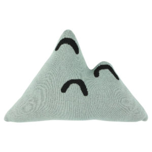 Gebreid Knuffel Kussen, Mountains van Trixie Baby – My Little Carpet
