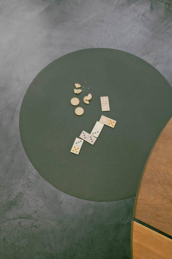 Knoeimat, Splat Mat Coffee van Everleigh & Me - My Little Carpet