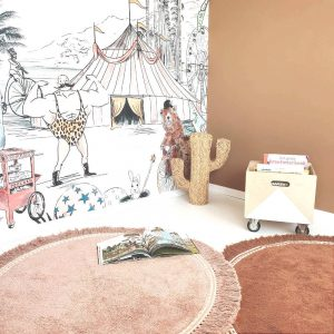 Vloerkleed Anna van Tapis Petit - My Little Carpet