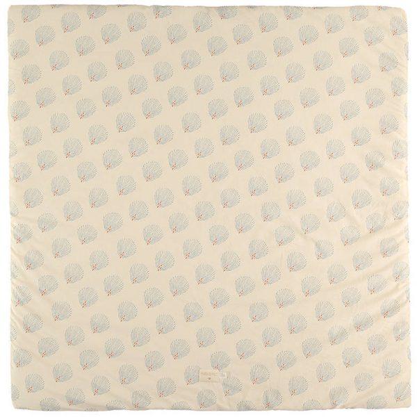 Speelkleed Colorado, Blue Gatsby Cream van Nobodinoz - My Little Carpet