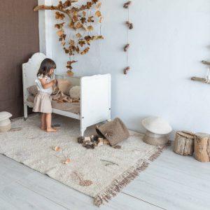 Vloerkleed Pine Forest van Lorena Canals - My Little Carpet