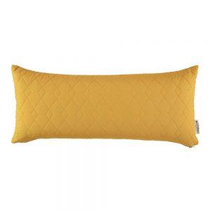 Sierkussen Monte Carlo Farniente Yellow van Nobodinoz - My Little Carpet