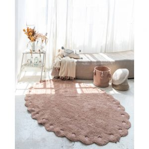 Vloerkleed Picone Vintage Nude van Lorena Canals - My Little Carpet