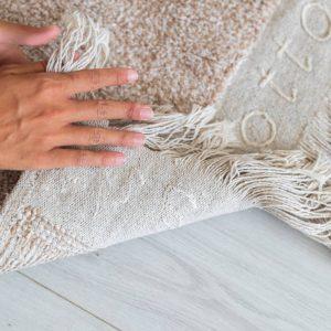 Vloerkleed Woods Symphony Linen van Lorena Canals - My Little Carpet