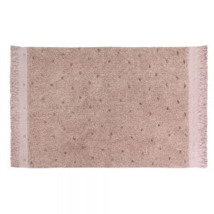 Vloerkleed Woods Symphony Vintage Nude van Lorena Canals - My Little Carpet