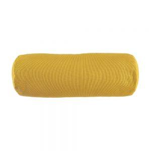 Kokervormig Kussen Sinbad Farniente Yellow van Nobodinoz - My Little Carpet