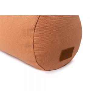 Kokervormig Kussen Sinbad Sienna Brown van Nobodinoz - My Little Carpet