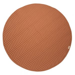 Speelkleed Kiowa Sienna Brown van Nobodinoz - My Little Carpet