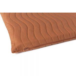 Speelmatras Monaco Sienna Brown van Nobodinoz - My Little Carpet