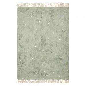 Vloerkleed Dot Pure Mint van Little Dutch - My Little Carpet