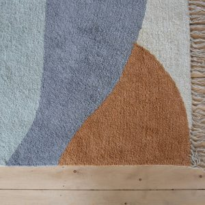 Vloerkleed Horizon Blue van Little Dutch - My Little Carpet