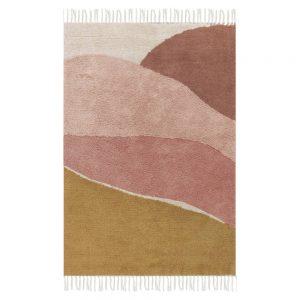 Vloerkleed Horizon Pink van Little Dutch - My Little Carpet