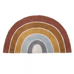 Vloerkleed Rainbow Shape Pure & Nature van Little Dutch - My Little Carpet
