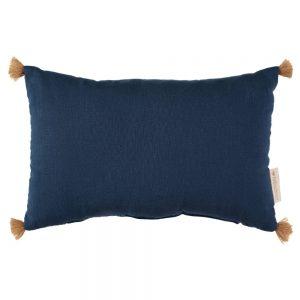 Kussen Sublim Midnight Blue van Nobodinoz - My Little Carpet