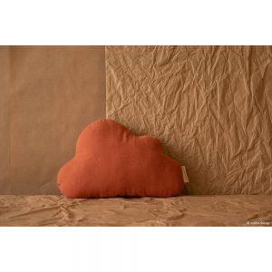 Cloud Wolk Kussen Toffee van Nobodinoz - My Little Carpet