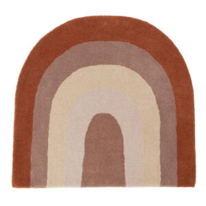 Vloerkleed Rainbow Regenboog Choko van OYOY Mini - My Little Carpet