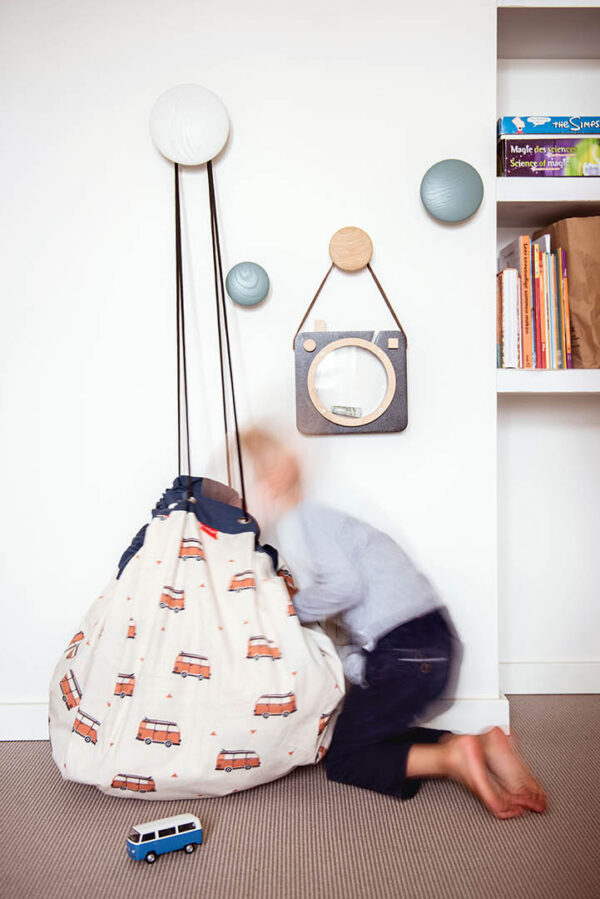 Speelkleed/Opbergzak LA Roadmap van Play and Go - My Little Carpet