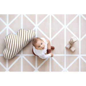 Speelmat Clay, Nordic Series van Toddlekind - My Little Carpet