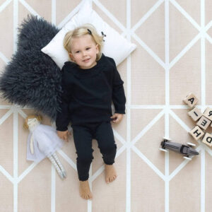 Speelmat Clay, Nordic Series van Toddlekind - My Little Carpet