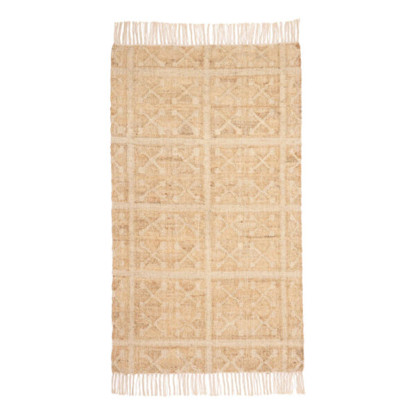 Jute vloerkleed Hana Natural van KidsDepot - My Little Carpet