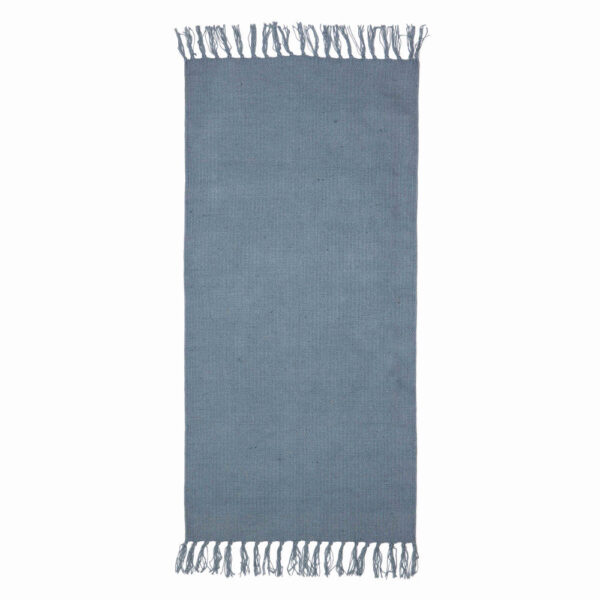 Vloerkleed Hette Blauw Indoor/Outdoor van KidsDepot - My Little Carpet