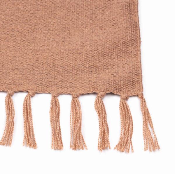 Vloerkleed Hette Roze Indoor/Outdoor van KidsDepot - My Little Carpet