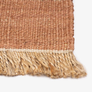 Jute vloerkleed Hind Terra van KidsDepot - My Little Carpet