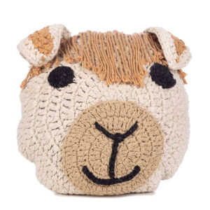 Animal kussen Alpaca van KidsDepot - My Little Carpet
